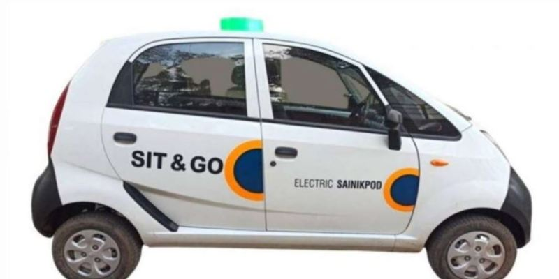 India's First All-Electric Ex-Servicemen Managed Cab Service SainikPod Launched In Bengaluru