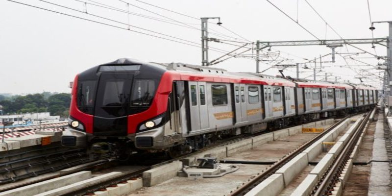 Lucknow: First to use ultraviolet rays to disinfect metro