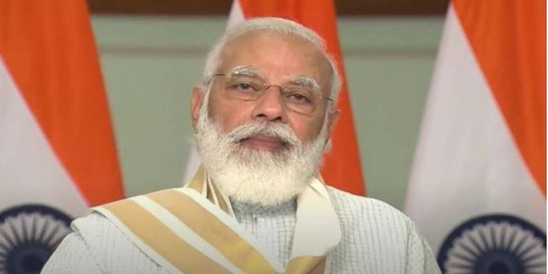 PM Modi unveils Rs 3,000-crore railway connectivity projects in West Bengal