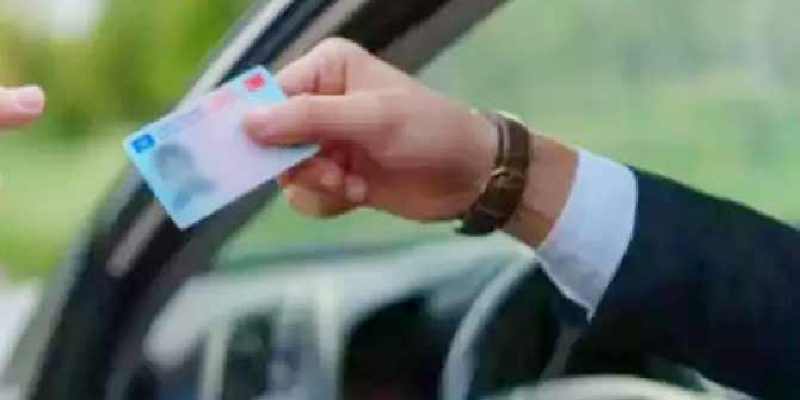 Driving License validity Extended